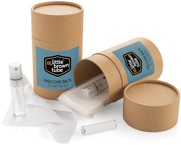 Picture of Back To Work Kit In Brown Tube