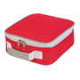 Cooler Lunch Box Bag in red and white