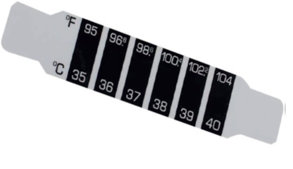Picture of Forehead Thermometer Strip