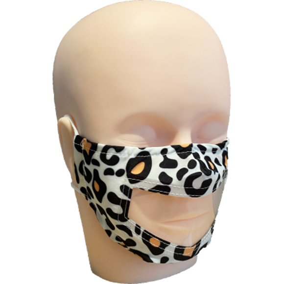 Picture of Lip Reading Face Mask
