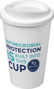 Americano Pure cup in white with 2 colour print
