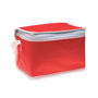 Promocool Cooler bag in red with white details
