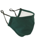 Adjustable Face Mask in green