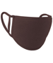 Washable 2-ply Face Covering in brown