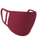 Washable 2-ply Face Covering in burgundy