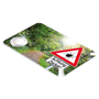 Picture of Anti-Tick Card, Transparent