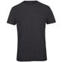 B&C Triblend Men's T-Shirt in dark grey