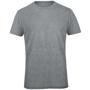 B&C Triblend Men's T-Shirt in grey