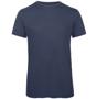 B&C Triblend Men's T-Shirt in navy