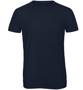 B&C Triblend Men's T-Shirt in dark navy