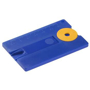 Key Pendant Card 'Anti Tick' in blue