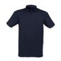 Men's Fashion Polo in navy
