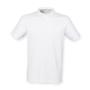 Men's Fashion Polo in white