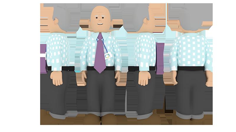 Ansvar Insurance Bespoke Stress Man