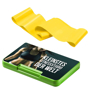Smallest Fitness Studio with green box and full colour print and a yellow resistance band
