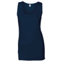 Softstyle® Women's Tank Top  in navy
