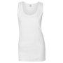 Softstyle® Women's Tank Top  in white
