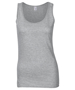 Softstyle® Women's Tank Top in grey