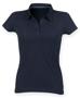 Women's Fashion Polo in navy