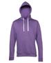Women's Heather Hoodie in purple