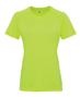 Women's TriDri® Panelled Tech Tee in green