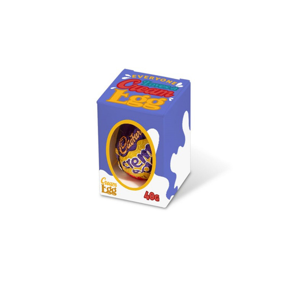 Picture of A Cadbury's Creme Egg Box