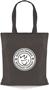 Tucana Shopper Bag with 1 Colour Print Black