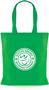 Tucana Shopper Bag with 1 Colour Print Green