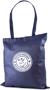 Tucana Shopper Bag with 1 Colour Print Navy