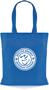 Tucana Shopper Bag with 1 Colour Print Royal Blue