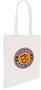 Tucana Shopper Bag with 1 Colour Print White