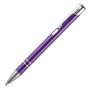 Beck Metal Pen in purple