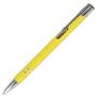 Beck Metal Pen in yellow