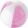 BONDI Beach Ball in pink and white