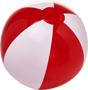 BONDI Beach Ball in red and white