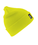 Heavyweight Thinsulate Hat in yellow with knitted double thickness