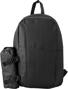 Backpack Cooler bag in black